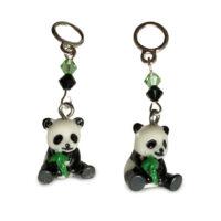Hörgeräte Schmuck Anhänger für Kinder - Panda - 1